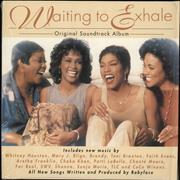 Whitney Houston Waiting To Exhale Germany 2-LP vinyl set