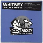 Click here for more info about 'Whitney Houston - Whitney Album Sampler'