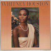 Whitney Houston Whitney Houston Germany vinyl LP