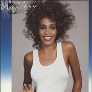 Whitney Houston Whitney Germany vinyl LP