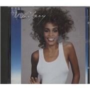 Whitney Houston Whitney Germany CD album