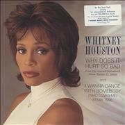 Click here for more info about 'Whitney Houston - Why Does It Hurt So Bad'