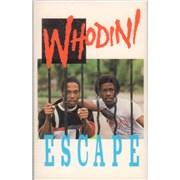 Click here for more info about 'Whodini - Escape'