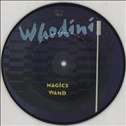 Click here for more info about 'Whodini - Magic's Wand'