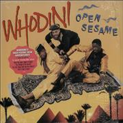 Click here for more info about 'Whodini - Open Sesame'