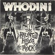 Click here for more info about 'Whodini - The Haunted House Of Rock - Green vinyl'