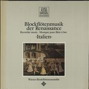 Click here for more info about 'Blockflötenmusik Der Renaissance ›Italien‹'