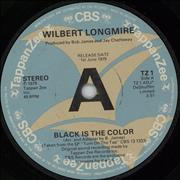 Click here for more info about 'Wilbert Longmire - Black Is The Color - A Label'