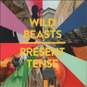 Click here for more info about 'Wild Beasts - Present Tense'
