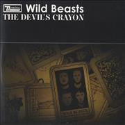 Click here for more info about 'Wild Beasts - The Devil's Crayon'
