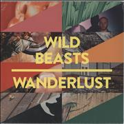 Click here for more info about 'Wild Beasts - Wanderlust - Sealed'