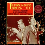 Click here for more info about 'Wild Bill Davison - The Davison-Brunis Sessions Vol. 1'