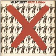 Click here for more info about 'Wild Turkey - Battle Hymn - 1st - VG'