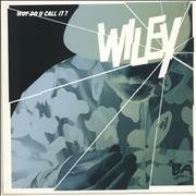 "Wiley Wot Do U Call It? - Misprinted UK 12"" vinyl"