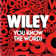 Wiley You Know The Words UK CD-R acetate Promo