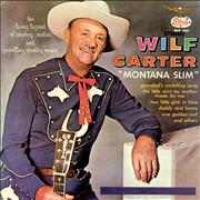 Click here for more info about 'Wilf Carter - Montana Slim'