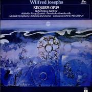 Click here for more info about 'Wilfred Josephs - Requiem, Op. 39'