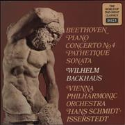 Click here for more info about 'Wilhelm Backhaus - Beethoven: Piano Concerto No. 4 / Pathétique Sonata'