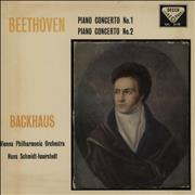 Click here for more info about 'Wilhelm Backhaus - Beethoven: Piano Concerto No.1 / Piano Concerto No.2'