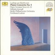 Click here for more info about 'Wilhelm Kempff - Beethoven: Piano Concerto No. 5 / Piano Sonatas Nos. 6 & 22'