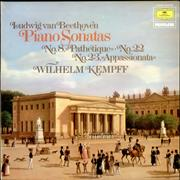 Click here for more info about 'Wilhelm Kempff - Beethoven: Piano Sonatas No. 8, 22 & 23'