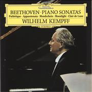 Click here for more info about 'Wilhelm Kempff - Beethoven: Piano Sonatas'