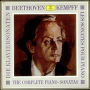 Click here for more info about 'Wilhelm Kempff - Beethoven: The Complete Piano Sonatas'