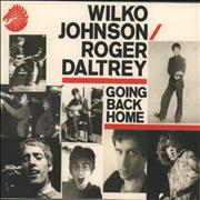 Click here for more info about 'Wilko Johnson - Going Back Home'