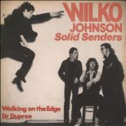 Click here for more info about 'Wilko Johnson - Walking On The Edge'