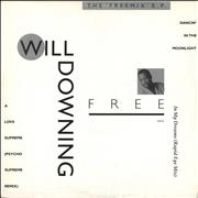 Click here for more info about 'Will Downing - Free - The Freemix EP'