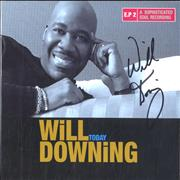 Click here for more info about 'Will Downing - Today - Autographed'