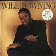 Click here for more info about 'Will Downing - Will Downing + Stickered Sleeve + Shrinkwrap'