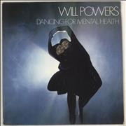 Click here for more info about 'Will Powers - Dancing For Mental Health'