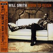 Click here for more info about 'Will Smith - Born To Reign'