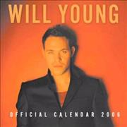 Click here for more info about 'Will Young - 2006 Official Calendar'