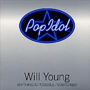 Click here for more info about 'Will Young - Anything Is Possible/Evergreen'