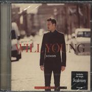 Click here for more info about 'Will Young - Echoes - Sealed'