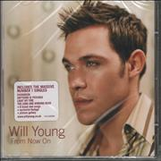 Click here for more info about 'Will Young - From Now On'