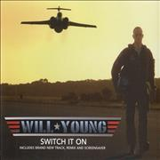 Click here for more info about 'Will Young - Switch It On'