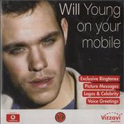 Click here for more info about 'Will Young - The Mobile Idol Box - Sealed'