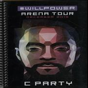 Click here for more info about 'Will.I.Am - Willpower - Arena Tour December 2013 - C Party'