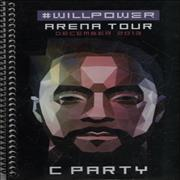 Click here for more info about 'Will.I.Am - Willpower - Arena Tour December 2013'