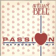 Click here for more info about 'William Bell - Passion (The Froggy Mix)'
