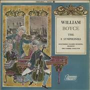 Click here for more info about 'William Boyce - The 8 Symphonies'