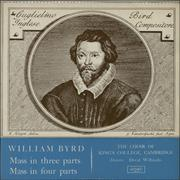 Click here for more info about 'William Byrd - Mass in Three Parts / Mass in Four Parts'