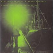 "William Campbell Local Man Ruins Everything UK 7"" vinyl"