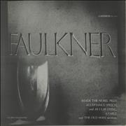 Click here for more info about 'William Faulkner - Faulkner Reads From His Works'