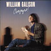 Click here for more info about 'William Galison - Overjoyed'