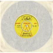 "William Rushton Neasden UK 7"" vinyl Promo"