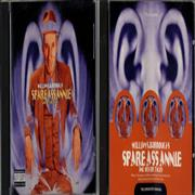 Click here for more info about 'William S. Burroughs - Spare Ass Annie And Other Tales Double CD Promotional Set'